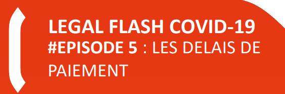 LEGAL FLASH COVID-19 #EPISODE 5: Télétravail et cybersécurité